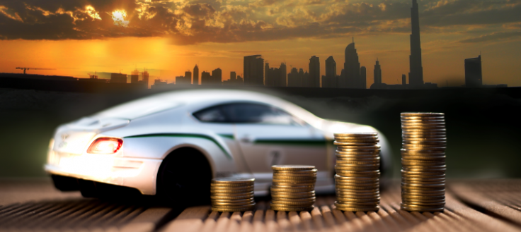 Want to rent a car in Dubai at a good price?