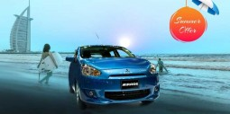 rent mitsubishi mirage